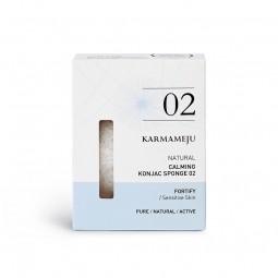 Karmameju NATURAL Konjac Sponge 02-20