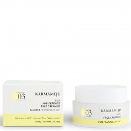 Karmameju SILK face Cream 03-20