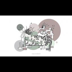 """Kasia Lilja """"Miss Bird"""" for SternShop (Version 2)-20"""