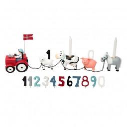 KIDS by FRIIS Fødselsdagstog Bondegård-20