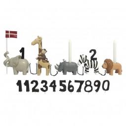 KIDS by FRIIS Fødselsdagstog Safaridyr-20