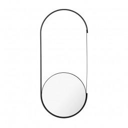 Kristina Dam Mobile Mirror Spejl Sort-20