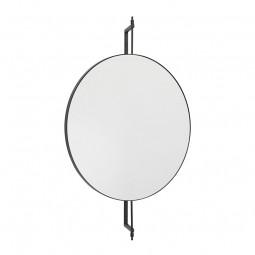 Kristina Dam Roterende Spejl Sort-20