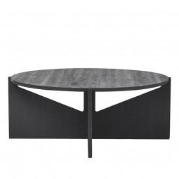 Kristina Dam Table XL Sofabord Mat Sort-20