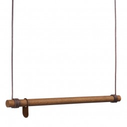 LindDNA Swing Bøjlestang Røget Eg 80cm-20