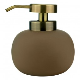 Mette Ditmer LOTUS Sæbedispenser Lav Bronze/Messing-20