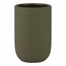 Mette Ditmer LOTUS Tandkrus Dark Olive-20