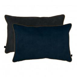 Mette Ditmer Block Pude 40x60 cm Dark Blue/Dark Grey-20