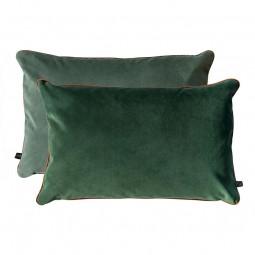 Mette Ditmer Block Pude 40x60 cm Green/Green-20