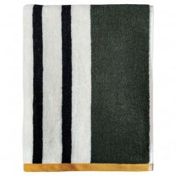 Mette Ditmer Håndklæde BOUDOIR Dark Olive 50x95 cm-20
