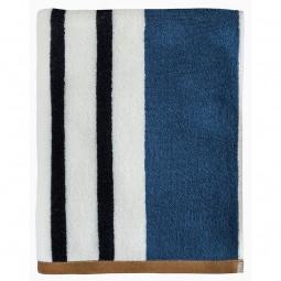 Mette Ditmer Badehåndklæde BOUDOIR Orion Blue 70x133 cm-20