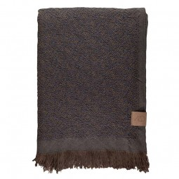Mette Ditmer Mezzoforte Plaid Chocolate-20
