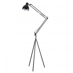 Moebe Stand Lampe Sort-20