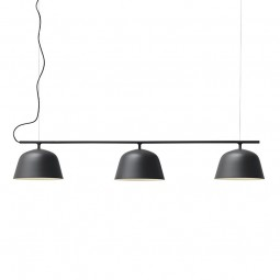 MUUTO Ambit Rail Lampe Sort-20