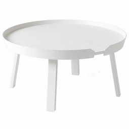 Muuto Around Sofabord Large Hvid-20