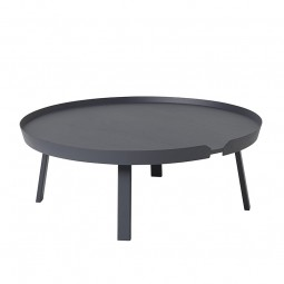 Muuto Around Sofabord XL Antracit Grå-20