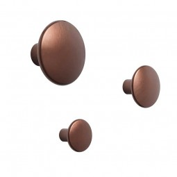 MUUTO The Dots Metal Umber-20