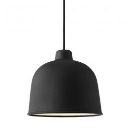 MUUTO Grain Pendel Lampe Sort-20