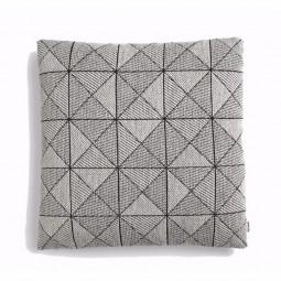 Muuto Tile pude 50 x 50 cm Sort/Hvid-20