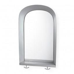 Nofred Portal Spejl Grå-20