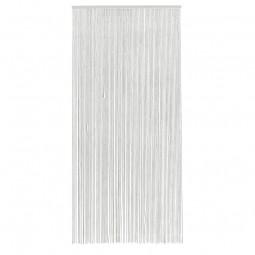 Nordal Bambus Dørforhæng 90x200 cm Hvid-20