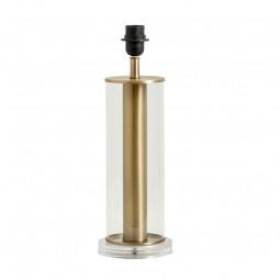 Nordal LAMPA Lampefod Glas/Messing H47 cm-20