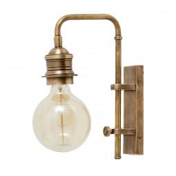 Nordal Væglampe H30 cm Messing-20