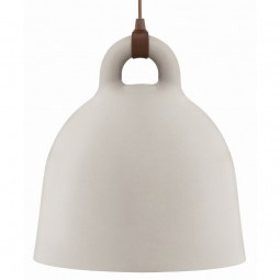 Normann Copenhagen Bell Lampe Large Sand-20
