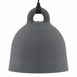 Normann Copenhagen Bell Lampe Large Grå-20