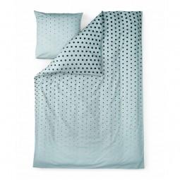 Normann Copenhagen Cube sengetøj blå-20