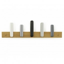 Normann Copenhagen Knagerække Play Coat Rack Shadow-20