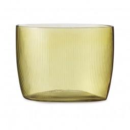 Normann Copenhagen Tide Vase Oliven 16 cm-20