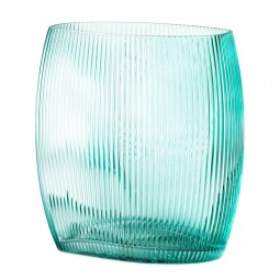 Normann Copenhagen Tide Vase Blå 18 cm-20