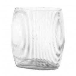 Normann Copenhagen Tide Vase Klar 18 cm-20