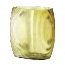 Normann Copenhagen Tide Vase Oliven 18 cm-20