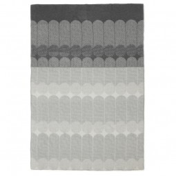 Normann Copenhagen EKKO plaid Smoke/ Grey-20