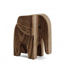Novoform Elefant Røget Ask Stor-20