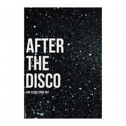 Paradisco Productions After The Disco 70x100 cm-20
