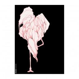 Paradisco Productions Disco Flamingo 70x100 cm-20