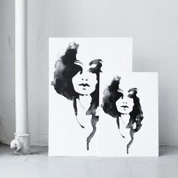 Paradisco Productions Lady Lovely 70x100 cm-20