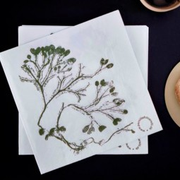 Pernille Folcarelli Servietter Seaweed Green-20