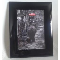 Billedramme m. Sort Pianolak 22 x 28 cm-20