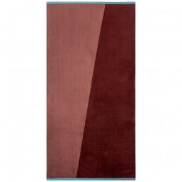 Mette Ditmer Badehåndklæde Shades Wine 70x140 cm-20