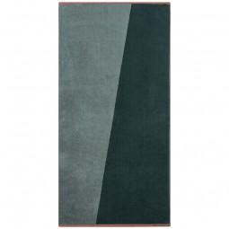 Mette Ditmer Badehåndklæde Shades Pine Green 70x140 cm-20
