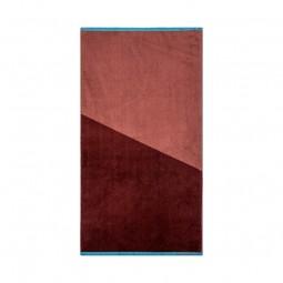 Mette Ditmer Håndklæde Shades Wine 50x95 cm-20
