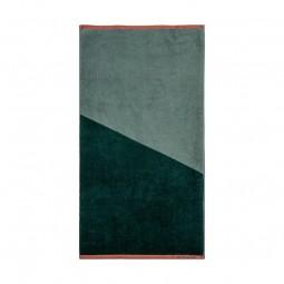 Mette Ditmer Håndklæde Shades Pine Green 50x95 cm-20