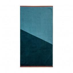 Mette Ditmer Håndklæde Shades Night Blue 50x95 cm-20