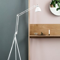 Moebe Stand Lampe Hvid-20