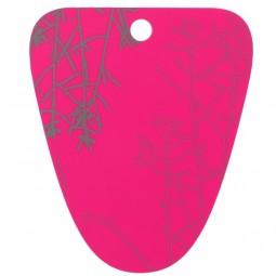 Tica Copenhagen Boot Support Pink m. sølv grene-20