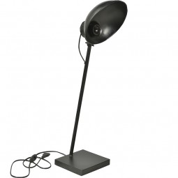 Trademark Living Simpel Bordlampe Sort-20